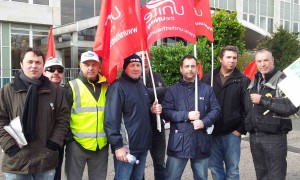 Rob Williams visteon pensioners and Ford Dagenham workers