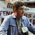 Bryan Kennedy, victimised Unite One Housing Convener.