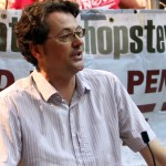 Jared Wood RMT London Underground political officer on battle with Boris Johnson.