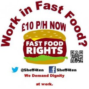 Work in fast food