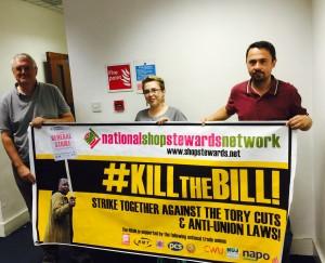 #KillTheBill