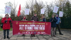 NSSN lobby of John Vasey's appeal on Monday