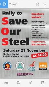 Steel Nov 21