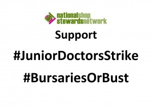 #JuniorDoctorsStrike