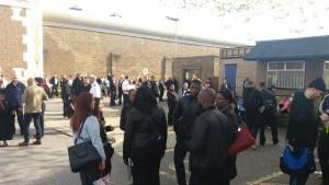 Wormwood Scrubs POA meeting July 8