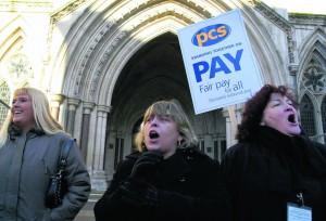 PCS pay