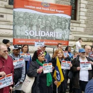 Awesome NSSN 391: PCS Votes For National Pay Strike Ballot | National Shop Stewards  Network