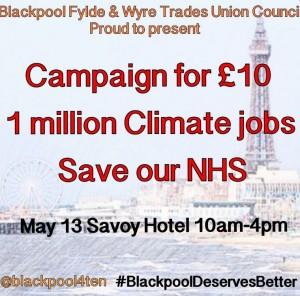 Blackpool £10 Now