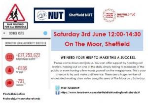 Sheffield Schools DAO GE2017