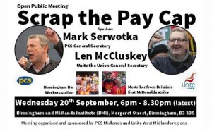 Birmingham pay meeting Sept 20