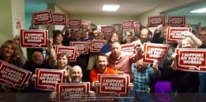 November 21st NSSN Solidarity Forum sends solidarity to CWU Royal Mail workers