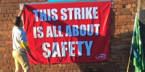 Merseyrail strike2