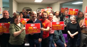 NSSN Solidarity Forum on Oct 28 sends support with PCS Wales chair Katrine Williams