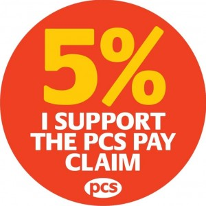 PCS pay logo
