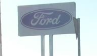 Ford Bridgend sign