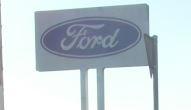 Ford Bridgend sign