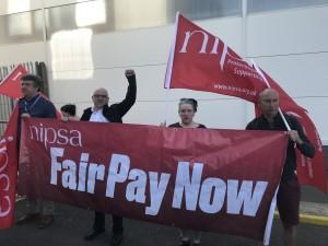 NIPSA pay 2019