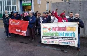 Hackney SEND strike