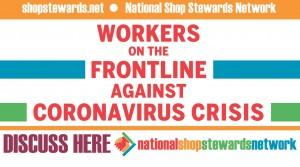 NSSN Coronavirus logo