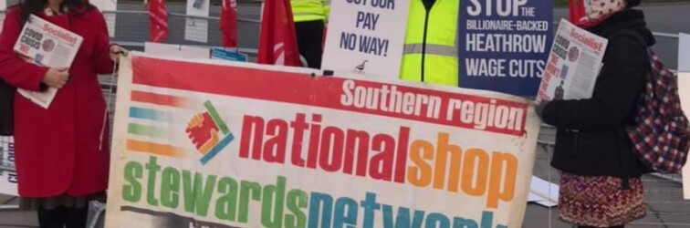 December 1st Unite Heathrow strike